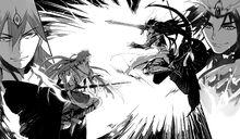 Shenron's love for battle
