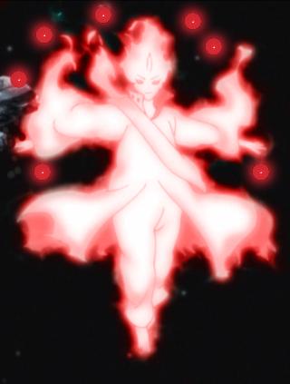 Scorch Release Chakra Mode (Uzu) | Naruto Fanon Wiki
