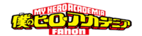 My Hero Academia Fanon Logo