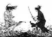 Daisuke vs Tamotsu