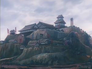 Kaidan - Castle