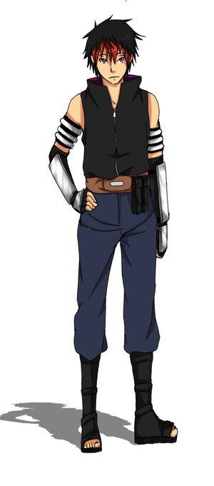 Ryuun Shukiro | Naruto Fanon Wiki | FANDOM powered by Wikia
