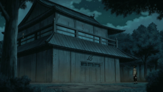 Wood Style, Four Pillars House Anime