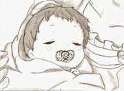 Our newborn angel by princesskaoru-d6t67f6