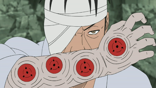 Danzo's Right Arm 209