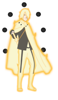 Ryun Six Paths Sage Mode