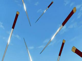 Super Vibrating Lightning Release Swords