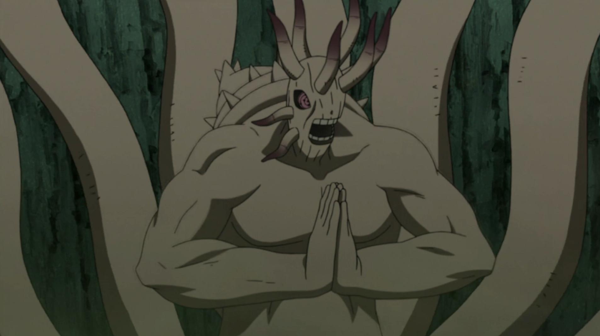Image - Ryun Ten-Tails incarnate.png | Naruto Fanon Wiki | FANDOM ...