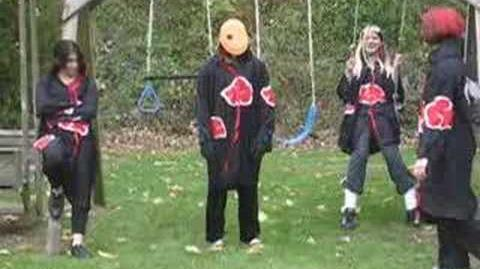 Akatsuki Cosplay Dance off