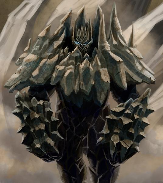 El Dios de Roca