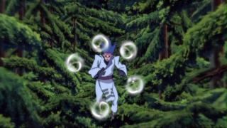 Rotating Shuriken