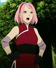 Sakura Post-Time Skip