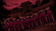 Yamagakure Ninja Monks