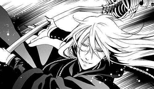 Black Butler Kuroshitsuji Manga Shinigami Favim 537278