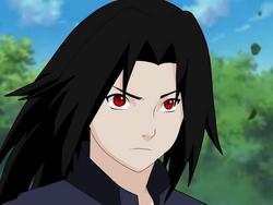 Naruto OC Screenshot - Kisara (Post-Timeskip)