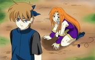 Ren saves Sawaii