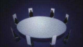 Eight-Legged Table