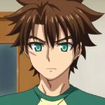 Character Hiroshi U Mug
