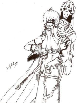 Master kokaku added detail by boyoftears