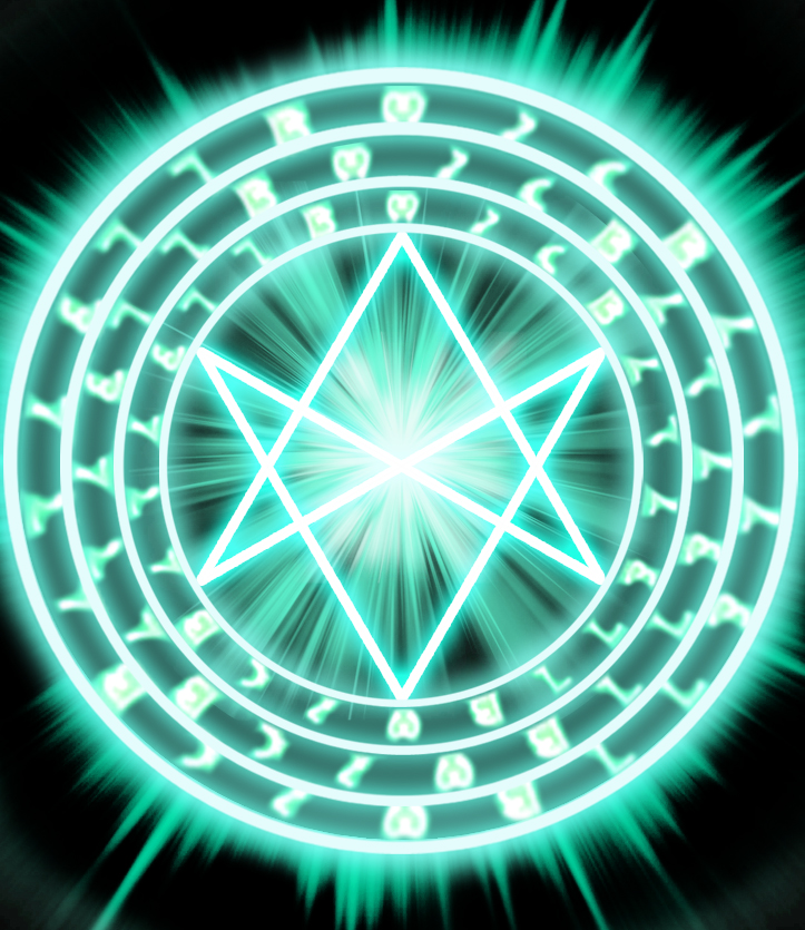 Seal of Orichalcos by EclipsioLunar on DeviantArt