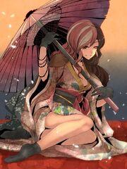 The Eccentric Nature of Azumi