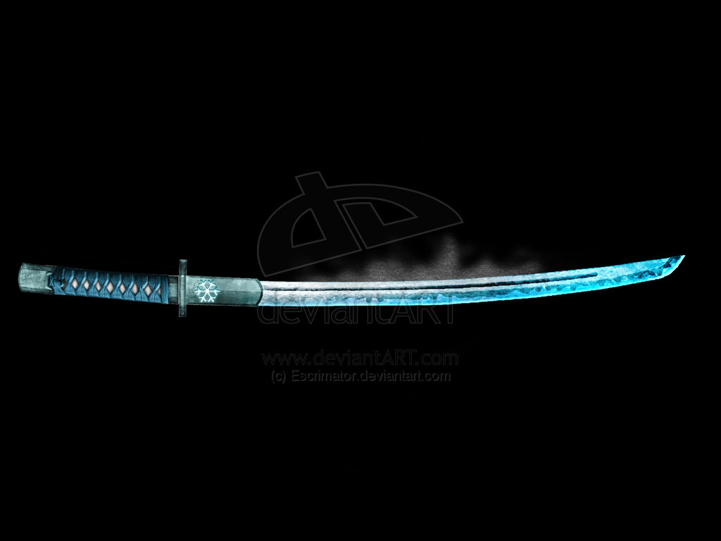 Image result for ice katana