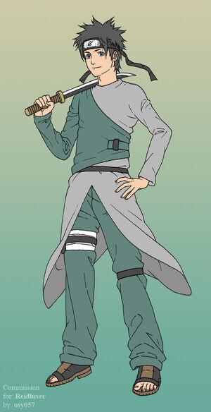 Kazuma Aburame