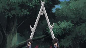 Gambar Pedang Kiba