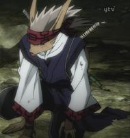 Mitsuko's Sickle weasel