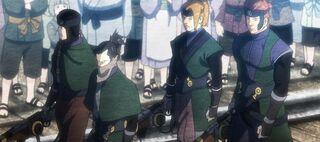 Steam Battalion Anime