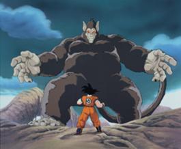 265px-Goku VS Gohan (great ape)