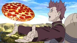 Gaara's pizza