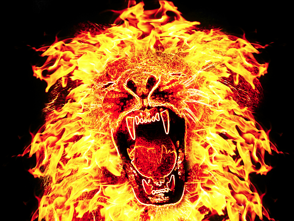 Image white flame art blaze lion savageg naruto fanon wiki white flame art blaze lion savageg buycottarizona