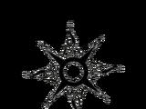 Sello de Dieciséis Trigramas
