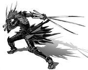 Keshin Six Swords