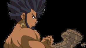 Toji Rock Fist