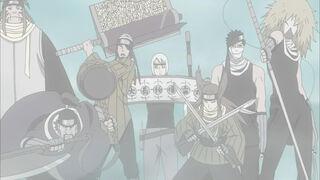 Seven Swords of the Mist