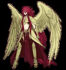Bird queen by fireeaglespirit-d6jy49b
