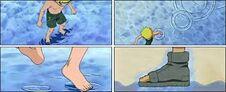 Chakra Control Walking On Water
