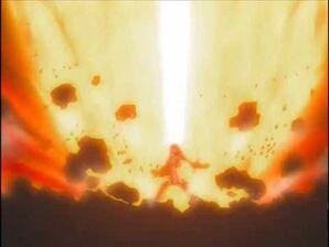 Explosionsschwert