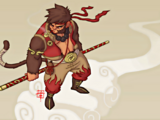 Summoning: Earth Release: Moutain Monkey King