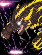 0 tailed beast demon of thunder