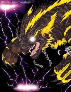 0 tailed beast demon of thunder