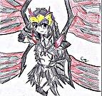 Rsz 1rsz yugioh girl 2 black winged dragon by dulest9494-d4f3hja