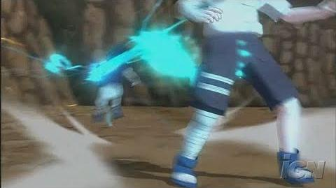 Naruto Ultimate Ninja Storm PlayStation 3 Trailer