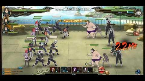 Naruto Online Team Instance Level 30 With Team
