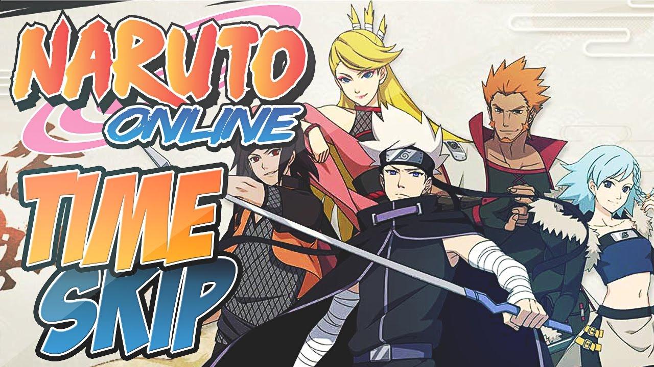 Naruto Online Clothing Fragments