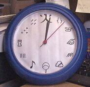 Naruto reloj O.O yo qero uno XDD