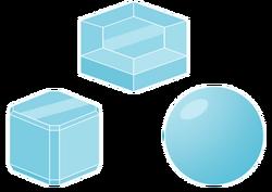 Toueizu Crystal Prisms