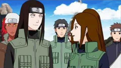 Naruto OC Yasuko Kazeshima